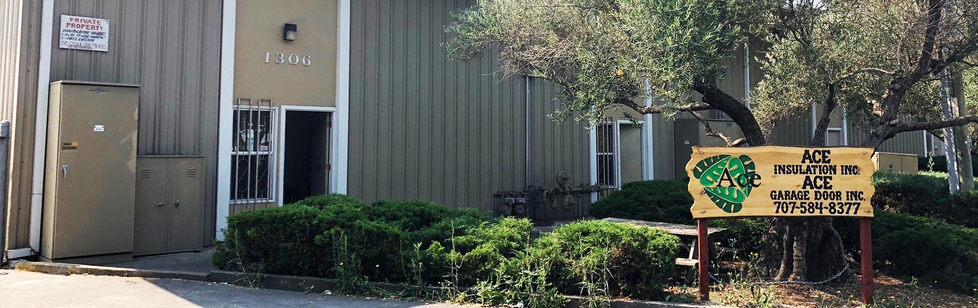 Headquarters Location in Petaluma, CA | Ace Insulation Inc